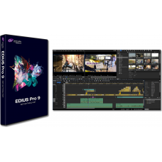 EDIUS 9 XRE software