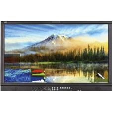 "31"" UHD 3840 x 2160 studio monitor, 10 bit panel, with 12G, quad 3G, HDMI inputs"