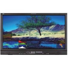 "31"" native 4K 4096 x 2160 studio monitor, 10 bit panel, with 12G, quad 3G, HDMI inputs"