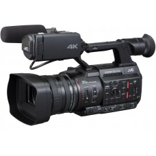"""4K/ HD handheld camcorder with 1"""" CMOS sensor, with FTP, remote, live streaming and IFB/ IP return video"""