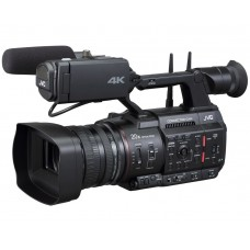 """4K/ HD handheld camcorder with 1"""" CMOS sensor, with FTP, remote, live streaming and IFB/ IP return video, built in Wifi, with  Broadcast Overlay Function"""