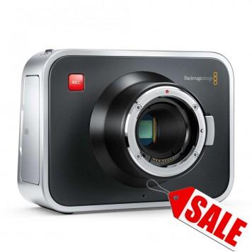 DEMO BLACKMAGIC Cinema Camera 2.5k EF