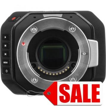 DEMO Blackmagic Micro Cinema Camera
